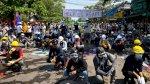 مبعوثة الأمم المتحدة لبورما أمام مجلس الأمن: القمع يجب أن يتوقف