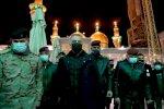 مقتل وإصابة زائرين شيعة في بغداد برمي قنبلة