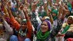 تظاهرات في مختلف أنحاء آسيا في مناسبة اليوم العالمي للمرأة
