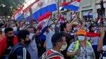 تعديل وزاري في باراغواي إثر تظاهرات عنيفة