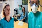 حكام إسبانيا الإناث في الخطوط الأمامية لمواجهة فيروس كورونا