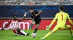 مانشستر سيتي الإنكليزي إلى ثمن نهائي دوري أبطال أوروبا
