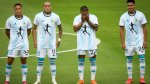 دموع وذكريات في يوم عودة الدوري الأرجنتيني بغياب مارادونا