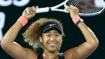 اليابانية أوساكا تحرز لقبها الرابع في البطولات الكبرى بكرة المضرب