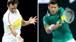 بطولة أستراليا المفتوحة: 9 من 9 لديوكوفيتش أو تتويج أول لمدفيديف؟