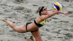 لاعبتان ألمانيتان تقاطعان دورة كرة شاطئية في قطر لحظر البيكيني