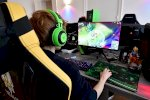 ألعاب الفيديو تهدد الأطفال بالسمنة في المراهقة !
