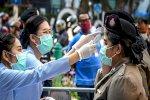 45% من المصابين بكورونا يعرفون ناقل العدوى