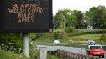 ويلز تعيد فرض الحجر وارتفاع حاد في عدد الإصابات بكورونا في فرنسا