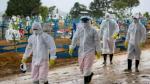 البرازيل تسجل وفيات قياسية بكوفيد 19 واللقاحات تطرق الباب الأفريقي
