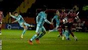 جونز سجل 5 أهداف لفريق ليفربول Getty Images