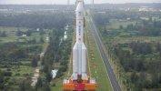 يحمل المسبار الصيني صاروخ من طراز لونغ مارش5 GETTY IMAGES