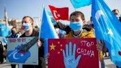Getty Images انتهاكات مزعومة للسلطات الصينية في إقليم شينجيانغ تضع بكين في مواجهة غضب عالمي متزايد