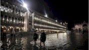 فيضانات البندقية: المدينة الإيطالية تواجه أعلى موجة مدّ منذ أكثر من 50 عاما