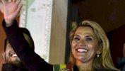 جانين آنييز تعلن نفسها رئيسة انتقالية في بوليفيا عقب استقالة موراليس ولجوئه إلى المكسيك