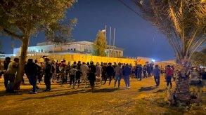 إحراق القنصلية: طهران تطلب ملاحقة الفاعلين وبغداد تأسف