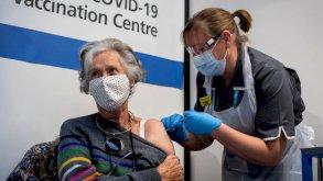بريطانيا تبدأ التطعيم بالجرعة الثالثة المعززة
