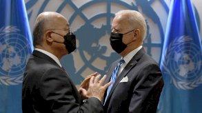 بايدن يؤكد لصالح الالتزام باستقرار العراق على المدى الطويل