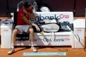 دورة مدريد: أول فوز لمدفيديف على التراب منذ 2019