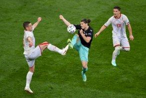 كأس أوروبا: سابيتسر يوظف موهبته وطموحه في خدمة النمسا