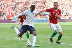 إصابة الفرنسي ديمبيليه تبعده حتى نهاية مسابقة كأس أوروبا