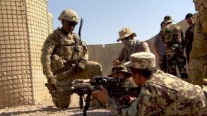 الولايات المتحدة تبدأ رسمياً في سحب قواتها من أفغانستان