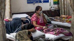 الهند تتجاوز 20 مليون حالة إصابة بكوفيد وسط نقص الأكسجين