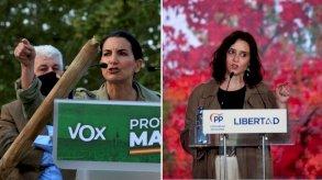 حزب فوكس اليميني المتشدد ينوي اقتسام السلطة في مدريد