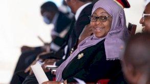 سامية حسن رئيسة تنزانيا تكشف عن أسلوب مختلف في القيادة