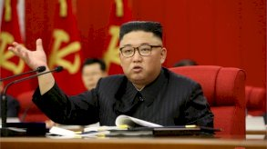 كيم جونغ أون يعترف بأن كوريا الشمالية تواجه نقصاً