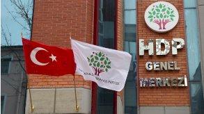 محكمة تركية تمهد لحلّ حزب الشعوب الديمقراطي الداعم للأكراد