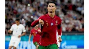يورو 2020: كريستيانو رونالدو يحقق إنجازاً تاريخياً جديداً