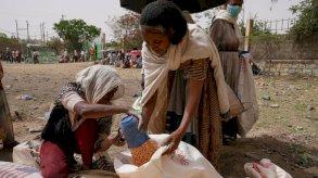 أزمة تيغراي: آبي أحمد ينفي التقارير عن المجاعة في الإقليم