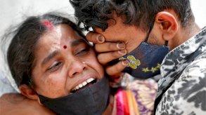 كورونا في الهند: دراسة ترجح تجاوز الوفيات خلال الوباء حاجز 4 ملايين حالة