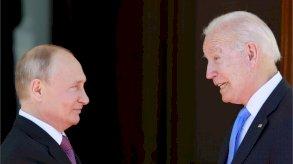 القرصنة الإلكترونية: بايدن يتهم بوتين بانتهاك سيادة بلاده ونشر معلومات مضللة