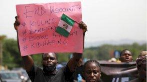 خاطفو تلاميذ مدرسة في نيجيريا يختطفون رجلاً يسلم فدية