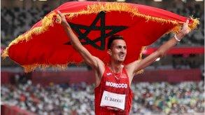 أولمبياد طوكيو 2020: ذهبية تاريخية للمغربي سفيان البقالي في ألعاب القوى
