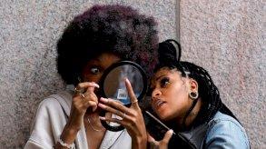العالم بالصور: إعادة طلاء ساعة بيغ بن وأسبوع الموضة في نيويورك