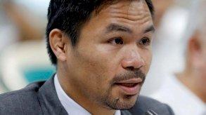 ماني باكياو: نجم الملاكمة يعتزم خوض السباق الرئاسي في الفلبين