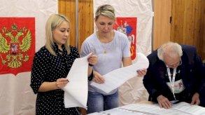 الانتخابات الروسية: فوز حزب بوتين بأكثر من ثلثي مقاعد البرلمان