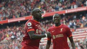 ماني يسجل هدفه رقم 100 مع ليفربول خلال الفوز على كريستال بالاس
