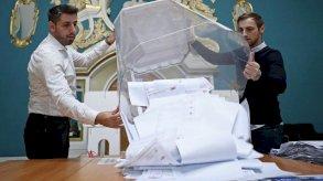 الانتخابات البرلمانية الروسية: حزب بوتين يتجه للفوز وسط مزاعم بالتزوير