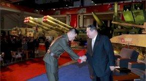 كوريا الشمالية: كيم جونغ أون يتعهد ببناء جيش