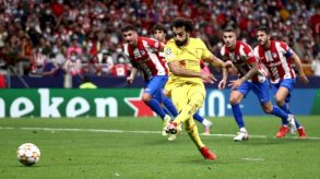 محمد صلاح يقود ليفربول للفوز على أتلتيكو مدريد ورياض محرز يسجل هدفين لمانشستر سيتي