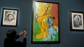 بيع 11 عملاً لبيكاسو في مزاد مقابل 110 مليون دولار