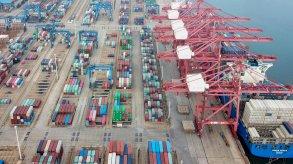 ارتفاع كبير في واردات الصين في إبريل بلغ 43,1 بالمئة