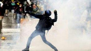 تصاعد الضغط مع دخول احتجاجات كولومبيا أسبوعها الثاني