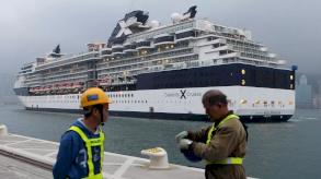 إصابتان على متن إحدى أولى الرحلات البحرية السياحية في أميركا الشمالية منذ الوباء
