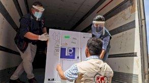 بدء حملة التلقيح ضد كوفيد-19 في شمال غرب سوريا