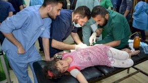 مقتل مدني في غارات إسرائيلية على غرب سوريا